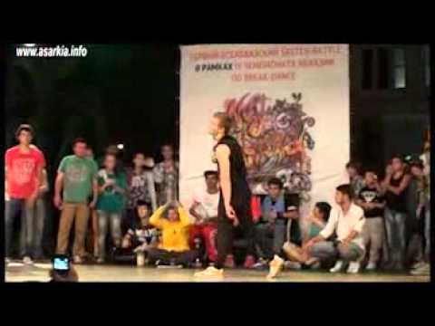 IV ЧЕМПИОНАТ АБХАЗИИ ПО BREAK-DANCE