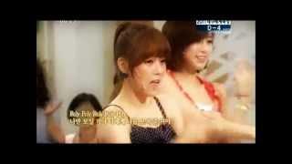 kpop stars TARA dancing to bollywood song