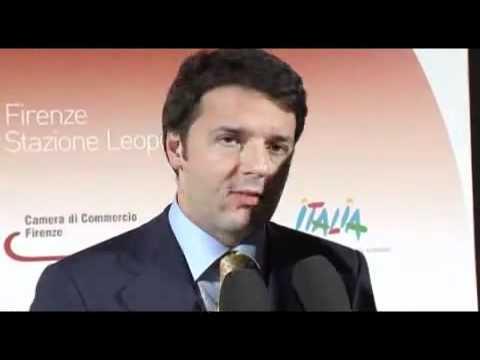 Matteo Renzi - Intervista BTO 2010