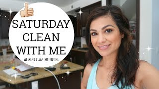 CLEANING ROUTINE 2018 \\ CLEANING MOTIVATION \\ Style Mom XO