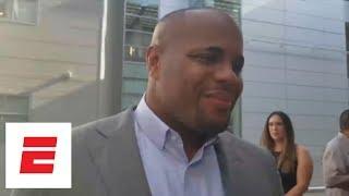 Daniel Cormier:  I'm going to kick Brock Lesnar's a-- | ESPN