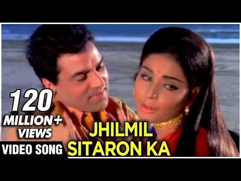 Jhilmil Sitaron Ka Aangan Hoga - Mohammed Rafi & Lata Mangeshkar...