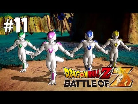 Dragon Ball Z Battle Of Z - Frieza Gang Or Die! (Story Playthrough #11)