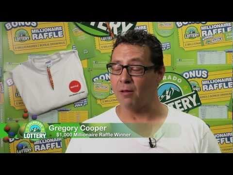 Bonus Millionaire Raffle Winners Video