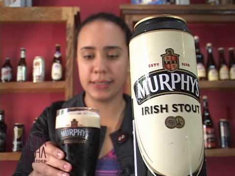 Cervejando na Sinhá / Degustação Murphy's Irish Stout