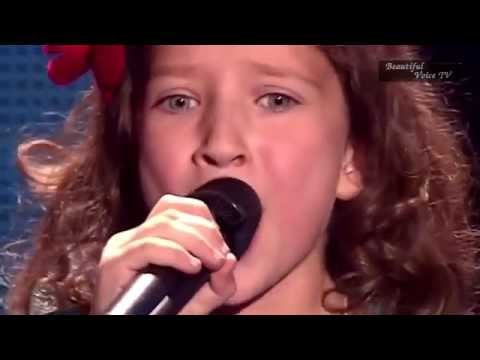 Птица.Nika.The Voice Kids Russia.