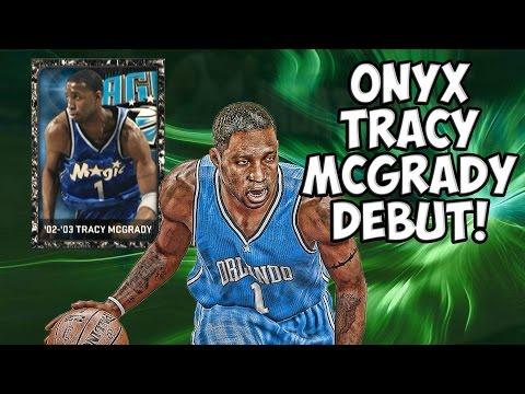 NBA 2K15 MyTeam Gameplay - Onyx Tracy McGrady Debut! Full Game Friday! JV Squad Action!