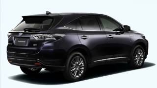 2013 New TOYOTA HARRIER cool
