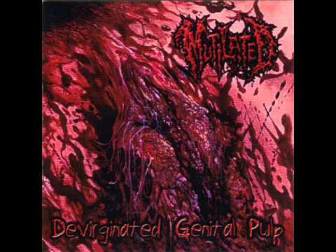 MUTILATED - DEVIRGINATED GENITAL PULP (FULL ALBUM)