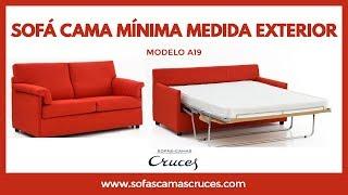 sof que ocupa muy poco espacio perfecto para pisos pequeos