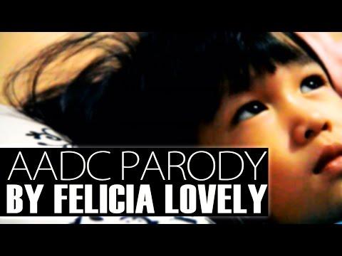 LINE - Ada Apa Dengan Cinta (AADC) 2014 (Mini Drama) PARODY BY FELICIA