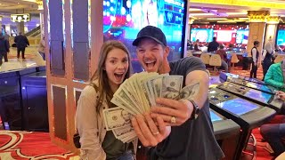 Mere and I Gambled.....and WON BIG!!!
