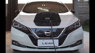 Nissan LEAF Eléctrico ya se vende en Argentina.