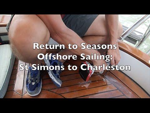 Offshore Sailing: St Simons to Charleston