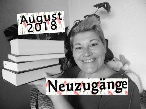 Meine Neuzugänge ~ August 2018   LadyoftheBooks