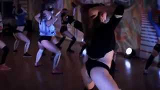 New twerk choreo by Soboleva Yulia, twerk team T.A.G Saint-Petersburg