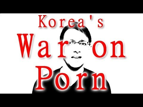 Korea's War On Porn video