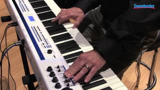 Casio Privia Px 5s Digital Stage Piano Demo  Sweetwater Sound