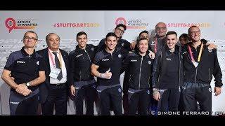 Stoccarda - Le interviste a caldo alla Sezione GAM
