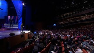 Joseph Prince - God's Great Grace Is Working In Your Greatest Weakness! - 29 Sept 13