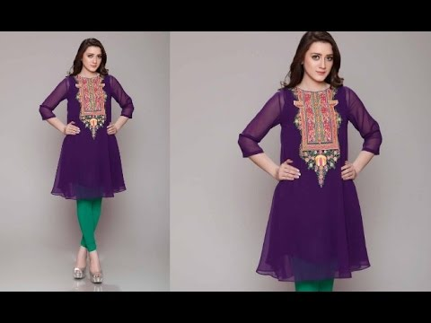 Rang Ja Pret 2017 Collection Stylish Look For Eid