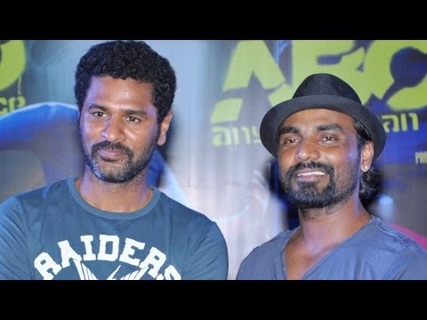 FIRST LOOK: 'ABCD' Prabhu Deva, Remo D'Souza Dance The Stage On Fire!