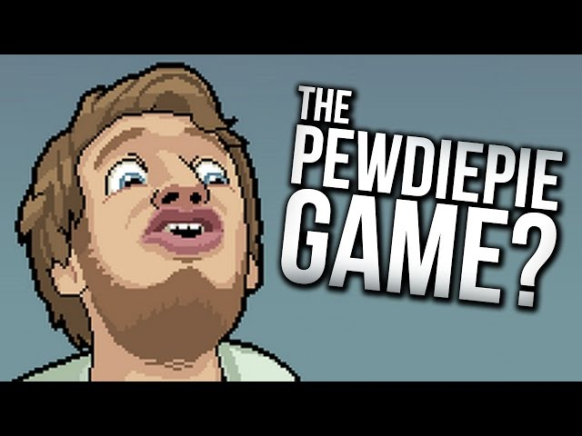 THE PEWDIEPIE GAME!