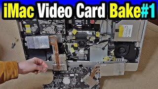 "Late 2009 iMac 27"" Video Card Repair — ATI Radeon HD 4850"