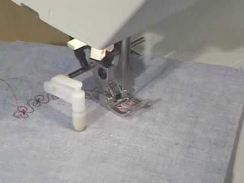 Pfaff Sewing Machine Circular Embroidery Guide 820246 096