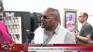 video I caught up with CEO of Mayweather Promotions at the Mayweather Boxing Club to discuss Mayweather vs. Pacquiao and what to expect fight weekend of the biggest fight in boxing history in Las ...