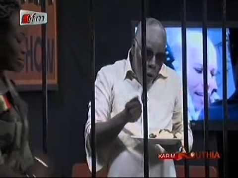 Kouthia Show - 22 Septembre 2014 - Karim Wade