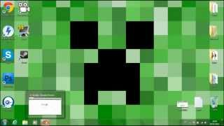 Como mudar skin do minecraft para multiplayer 1.4.7