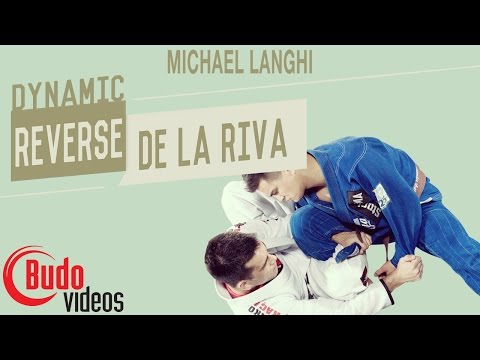 Dynamic Reverse De La Riva Guard DVD with Michael Langhi - Preview Image 1