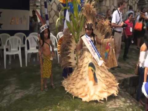 Desfile 2015 194 aniversario independencia de honduras Copan Ruinas parte 1