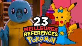 23 MEILLEURES RÉFÉRENCES à POKÉMON