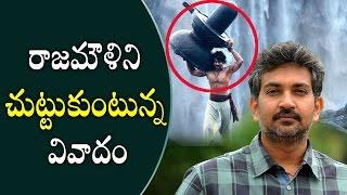 Allegations On Rajamouli On Baahubali || Silver Screen