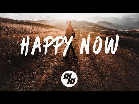 Zedd - Happy Now (Lyrics) With Elley Duhé