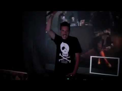 """Playing The Villain"" Son Of Kick+Grems+Ntek @ Dour Festival 2k11"
