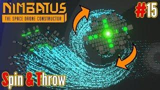 Spinning Sumo Drone!   Ep 15   Nimbatus Gameplay