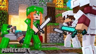 KEEP ME SAFE PLS!!! | Minecraft Bed Wars