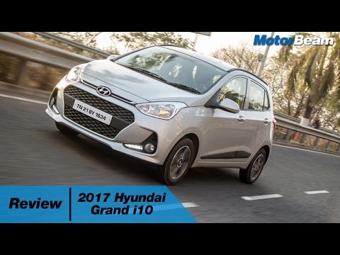 2017 Hyundai Grand i10 Review | MotorBeam