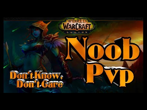 World of Warcraft Legion - Dumb Things Noobs Do In Pvp 54 / 100
