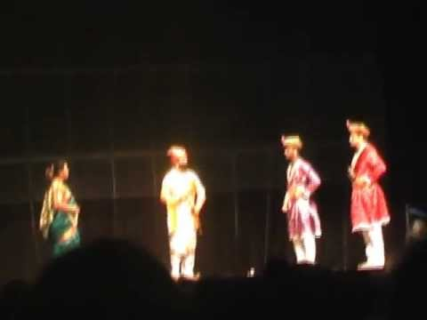 Brimm - Shivaji Maharaj Powada Aams Sydney 2013 - Part 2 video