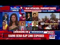 Padmaavat Row: Karni Sena-BJP Link Exposed I the Newshour Debate (25th January)