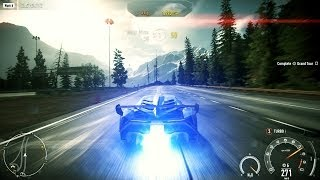 "Need For Speed Rivals ""Turbo System"""