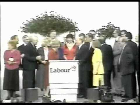 labour - the pursuit of power