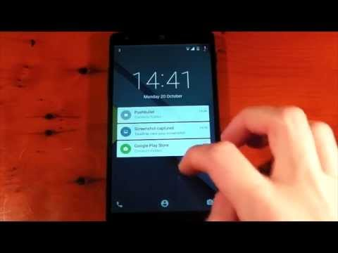 Android 5.0 Lollipop - Developer Preview (latest) - Review