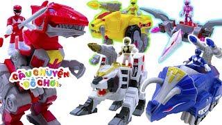 Đồ Chơi Siêu Nhân Người Nhện & Power Ranger Đại Chiến Quái Vật Nhện Khổng Lồ - Cau Chuyen Do Choi