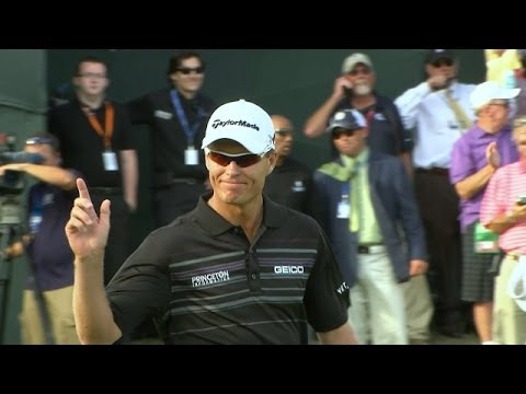 John Senden wins Valspar with clutch par on No. 18