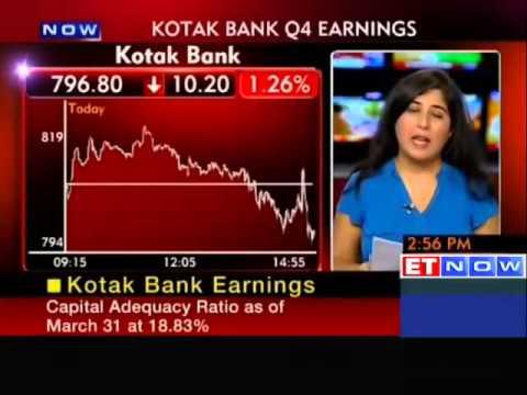 Kotak Mahindra Bank Q4 stand-alone profit drops